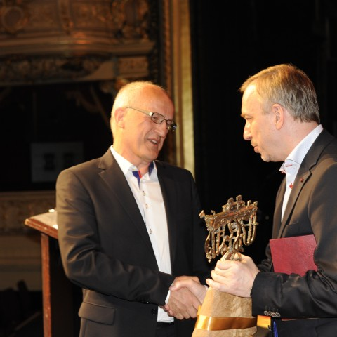 Transatlantic Award ceremony, pic. Book Institute