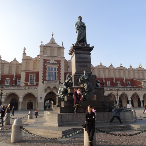 The Monument to Adam Mickiewicz, pic. KBF